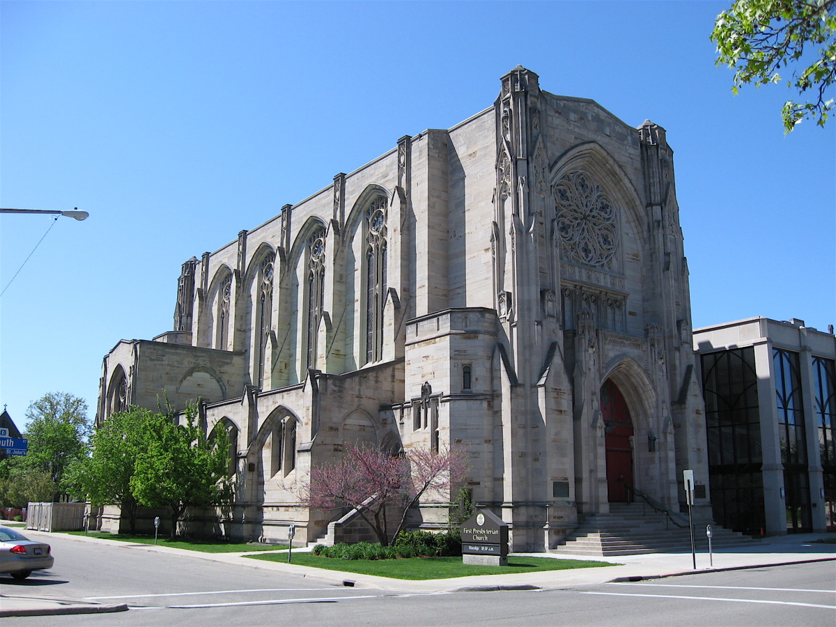 Kalamazoo First Presbyterian Church